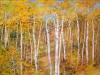 Autumn Birches, IV